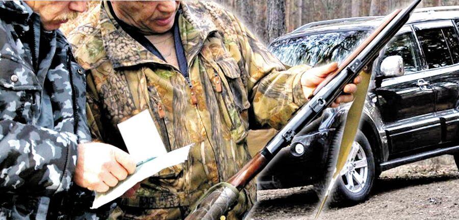 Браконьєрів на джипах помилувала вінницька поліція