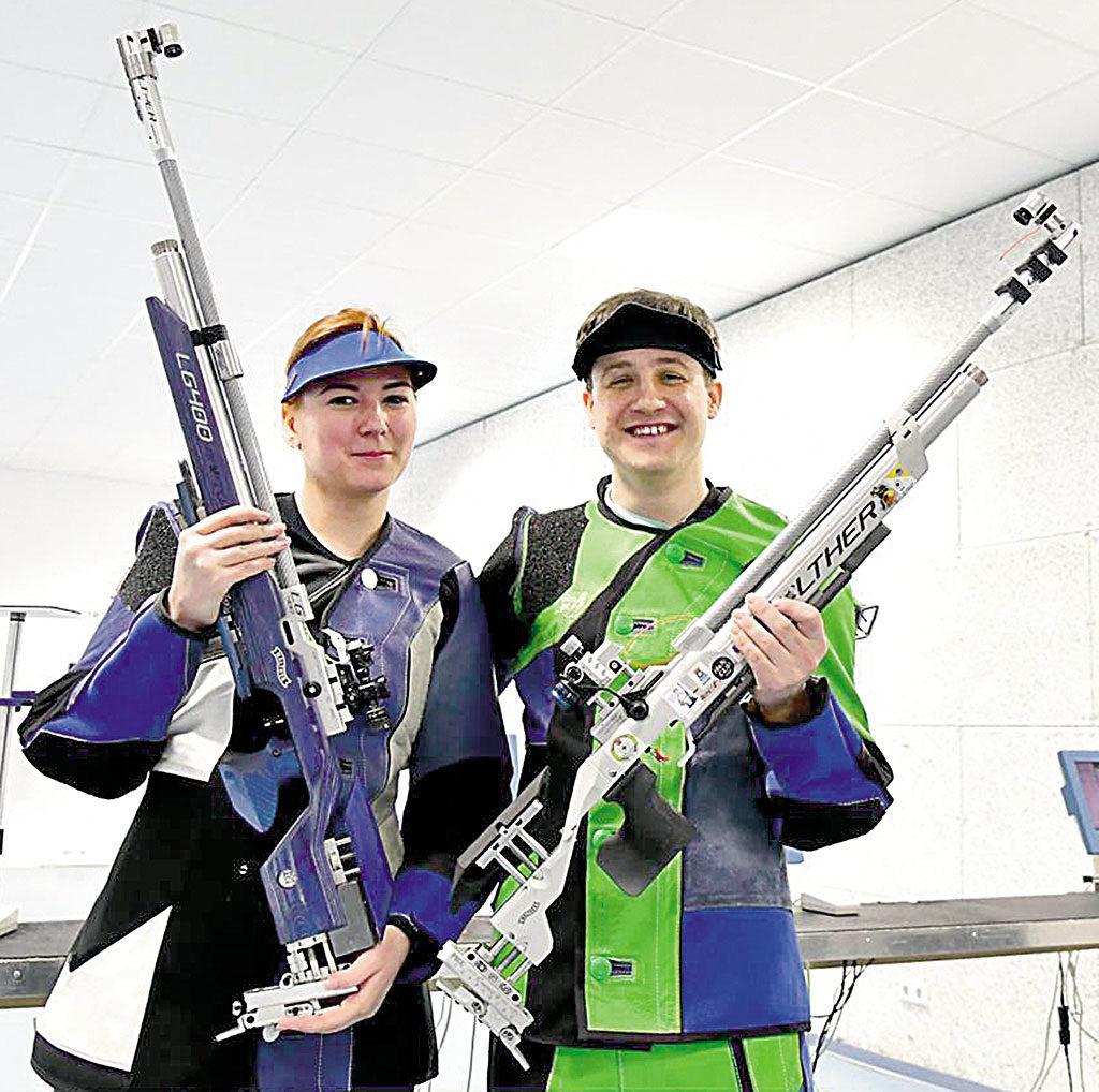 Вінницькі стрільці знову перемогли на міжнародних змаганнях