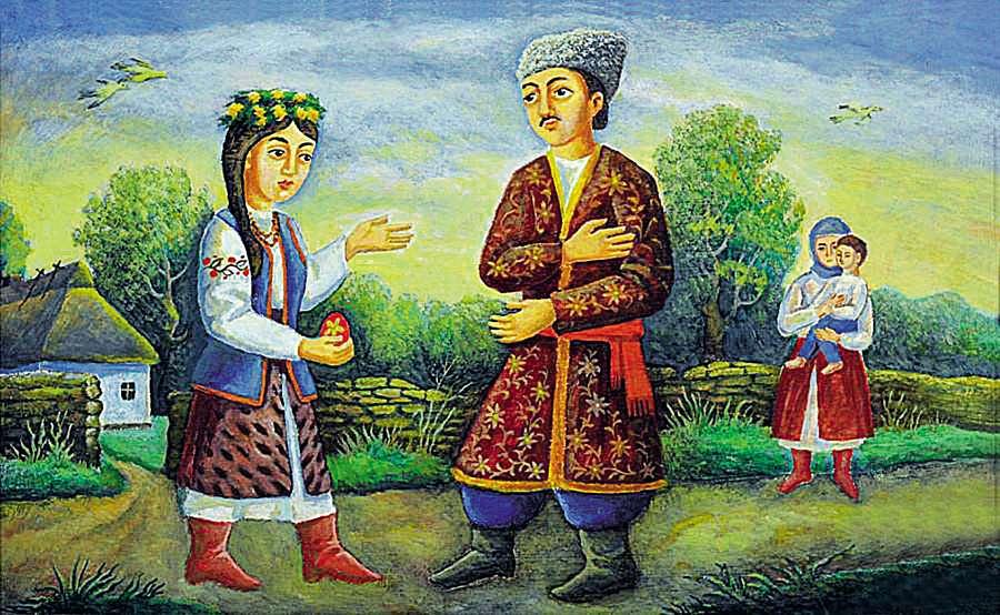 Клембівськими мотивами причарувала родинна виставка Крижанівських