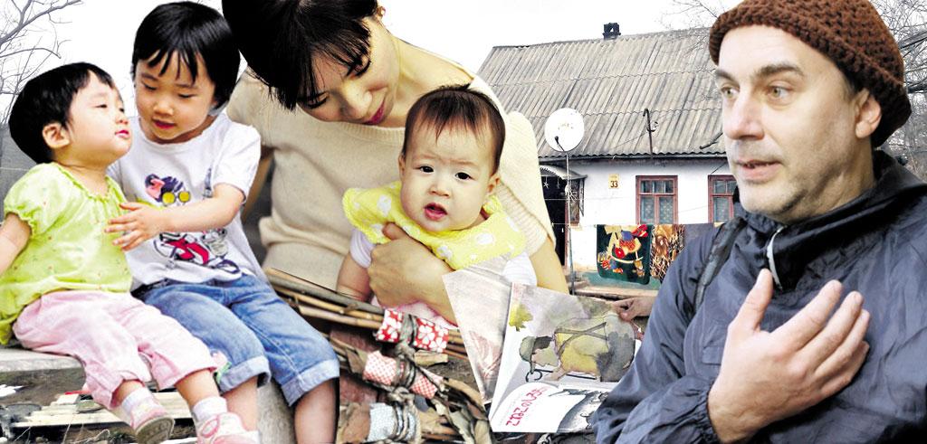 Російсько-японських дітей з українськими метриками депортують із Вінниччини?