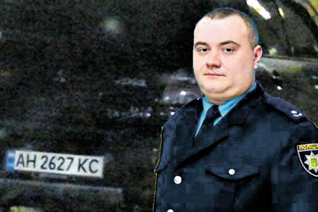 П'яний начальник поліції тікав від «копів» і відмовився від тесту?