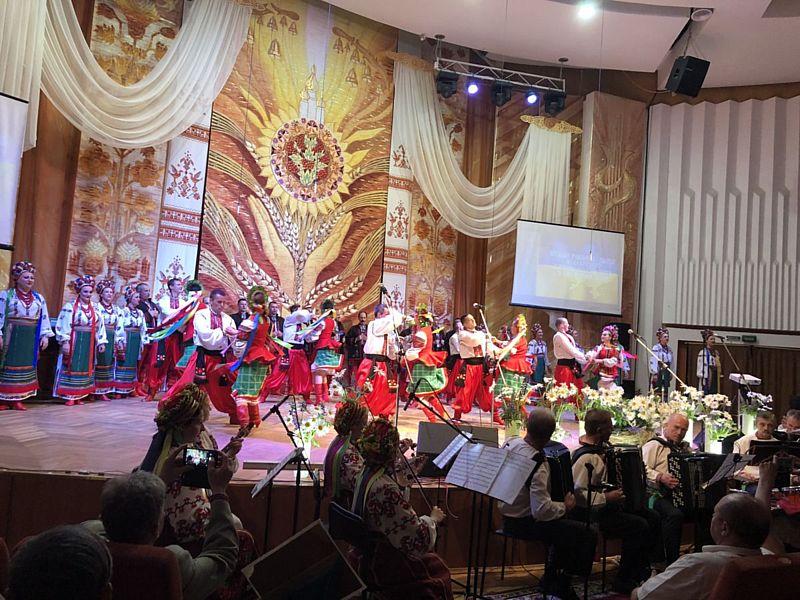 Зі скандалу розпочались Шевченківські дні у Вінниці (відео)