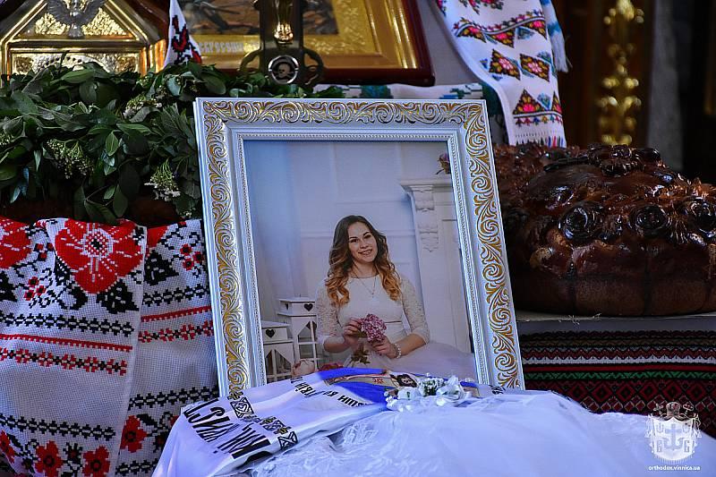 Нареченою Христовою стала 22-річна Анна з Пирогового, що під Вінницею, – дівчина померла після виснажливої важкої онкохвороби