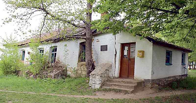 Долю будинку Миколи Леонтовича вирішать громадські дебати у селі Шершні