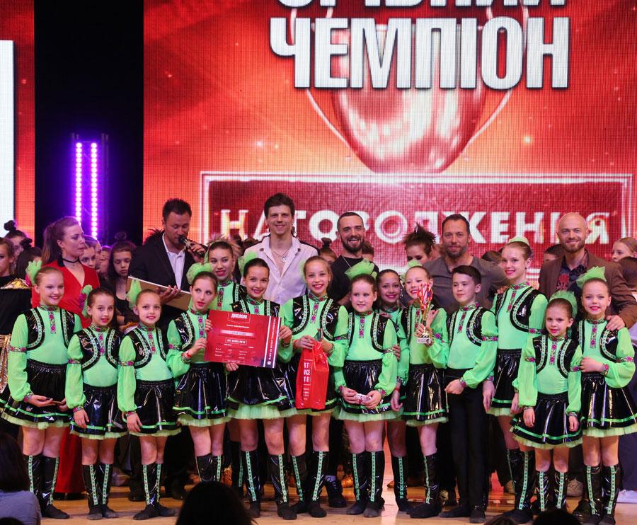 Вінничани вибороли Срібний Кубок Всеукраїнського хореографічного чемпіонату