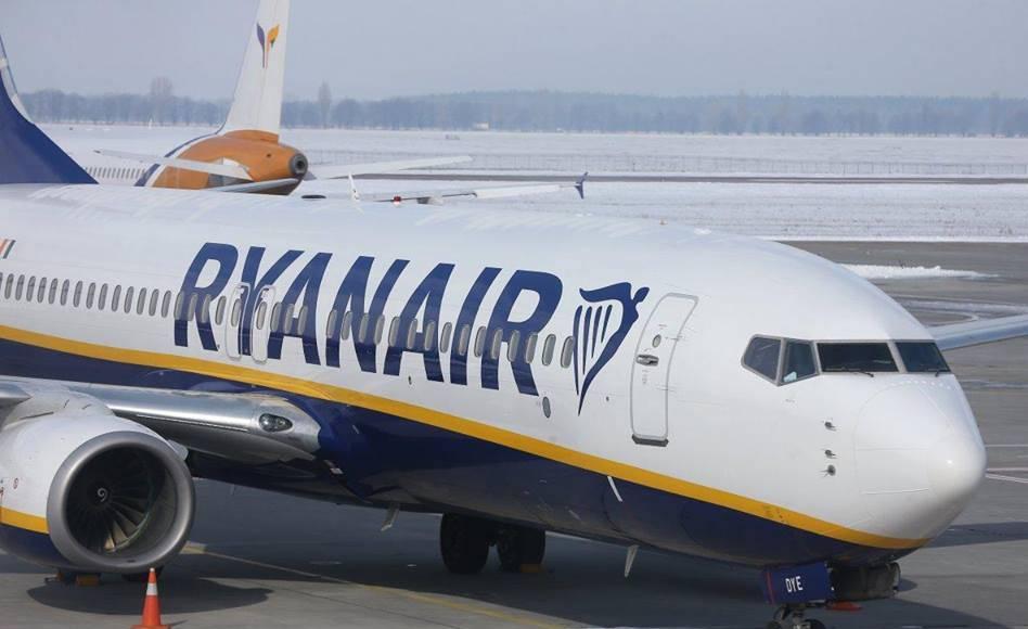 """""""Авіамаршрутка"""" Ryanair веде перемовини із """"Вінницею"""" та ще 4-ма аеропортами України"""