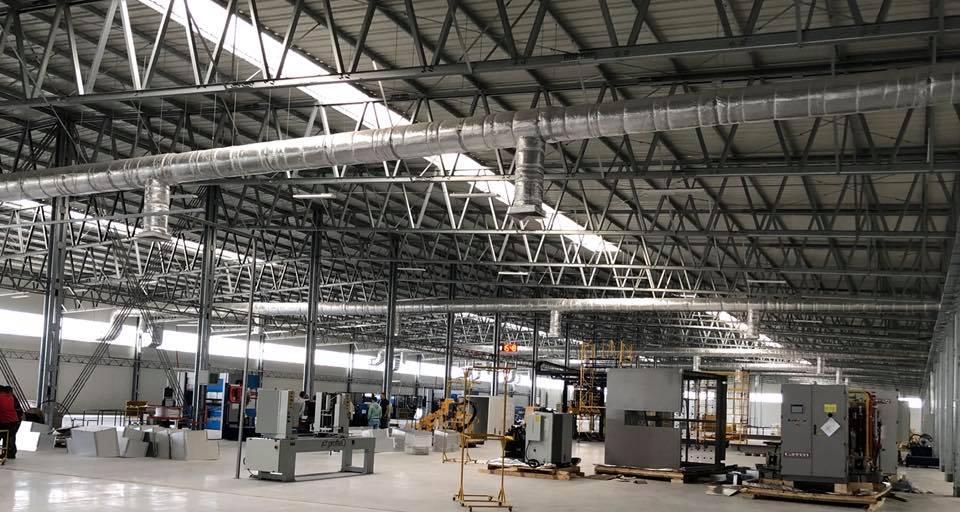 500 вінничан в червні отримають роботу на новому заводі «Green Cool» мільйонера із Дяківців Ігоря Гуменого…