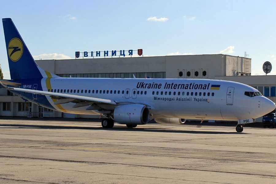 До дня Європи у Вінниці авіаквитки -10%!
