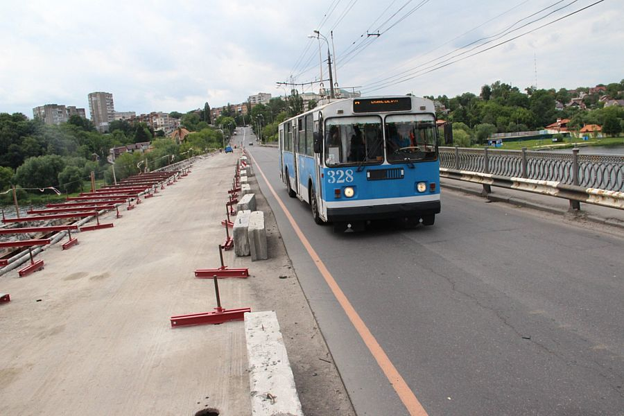 Києвський міст знову перекриють 27-29 травня!