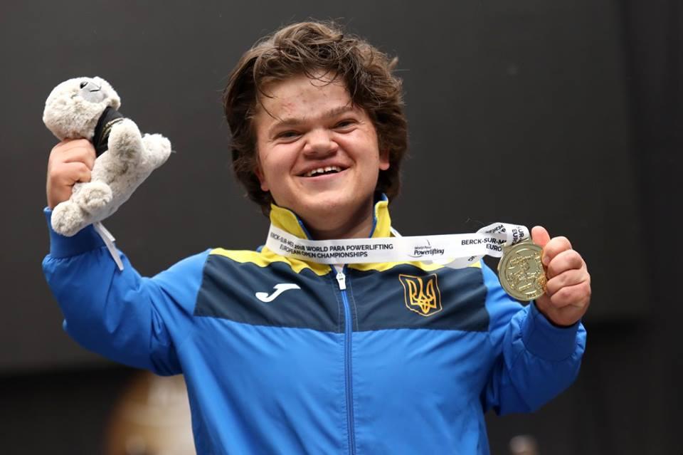 Вінничанка Мар'яна Шевчук у Франції взяла «золото» і встановила світовий рекорд на ЧЄ із пауерліфтингу