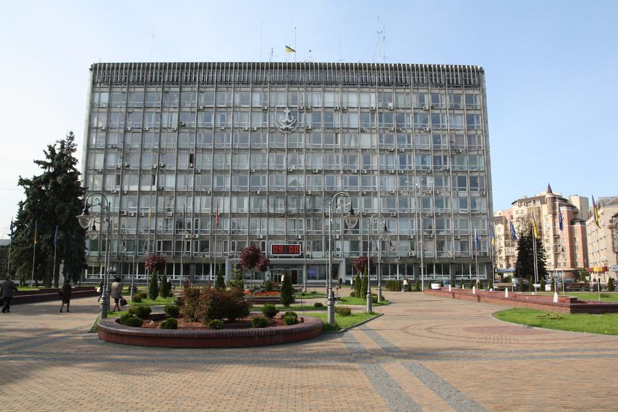 Душову за 1 мільйон гривень для чиновників облаштують у Вінницькій міській раді