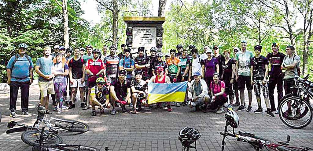 Вінничани відзначили 400-річчя Івана Богуна велопробігом