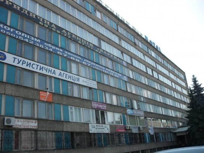 До жовтня Вінниця з аукціону хоче продати готель «Південний Буг» (відео)