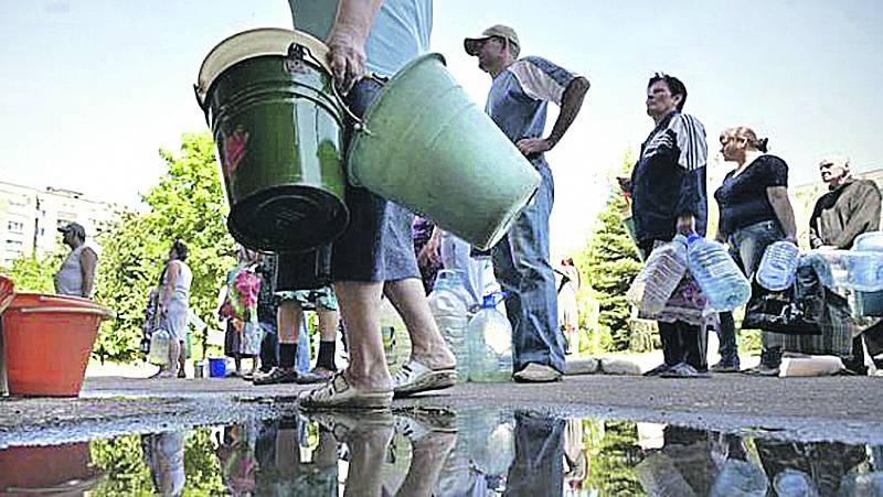 Невже ветерани-переможці не заслужили напитись чистої води із землі, яку захистили?