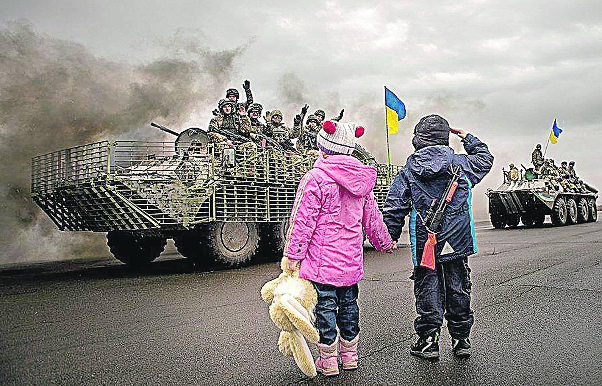Діти війни: говорять різні покоління двох воєн