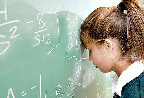 «Не хочу йти до дошки», – заявляють все частіше на уроках учні. Це протест чи норма?