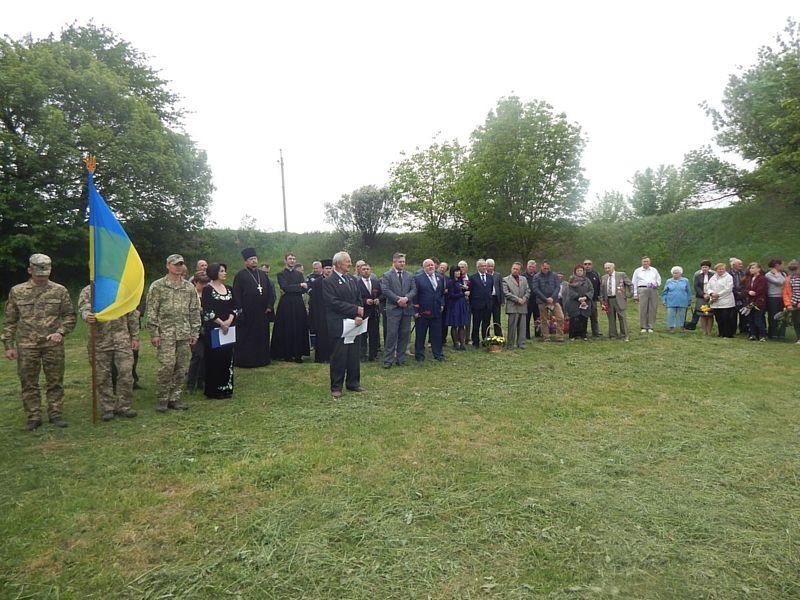 День пам'яті та примирення в «Немирівському Бабиному Яру»