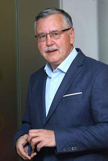 Анатолій Гриценко – політик, якому довіряють люди
