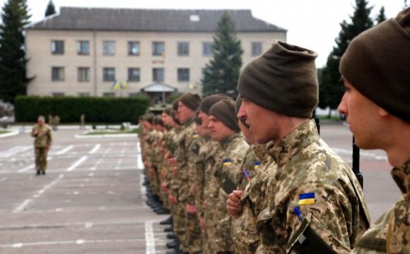 700 призовників з Вінниччини відправили до навчальних центрів