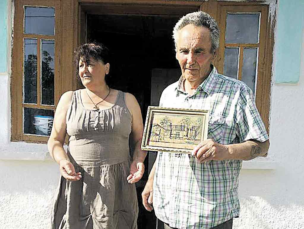 79 років чекав звістки про тата вінничанин Андрій Виростков