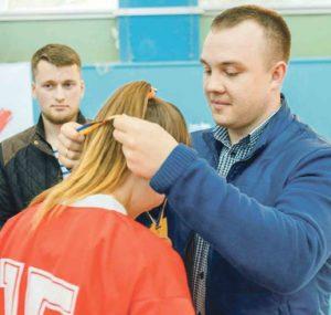 Ми за розвиток студентського спорту, – запевняє Вадим Кудіяров