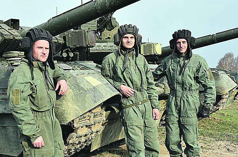Тульчинський боєць Вадим Ломажук змагатиметься за звання найкращих танкістів світу