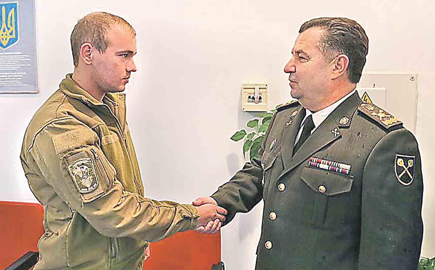 Стріляючи по нас, здавали екзамени випускники артилерійського училища із Росії