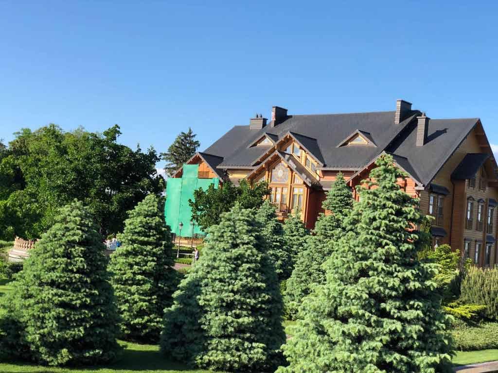 Таємний дім Путіна у Межигір'ї знайшла наш кореспондент. Чому його господар був приречений?