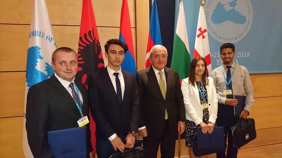 Аспірант Вінницького національного аграрного університету переміг на міжнародному конкурсі есе в мережі університетів Чорноморського регіону (BSUN)