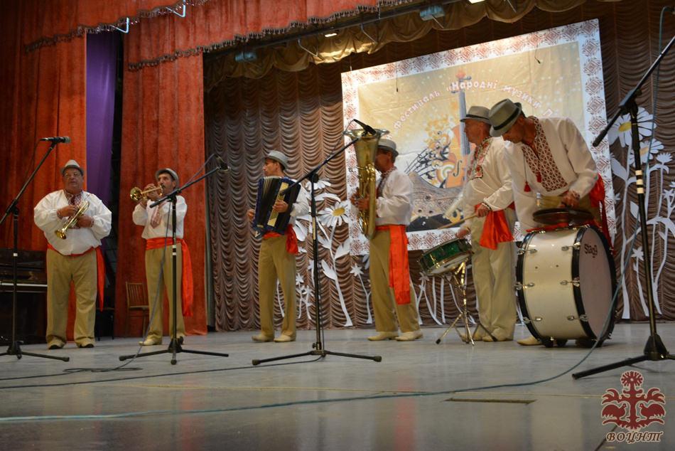 Гран-Прі у конкурсі народних музик на Вінниччині здобули браїлівчани