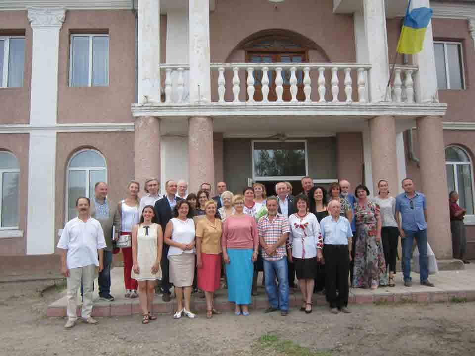 У Борівці – Рекорд України і 1750 сторінок історії села