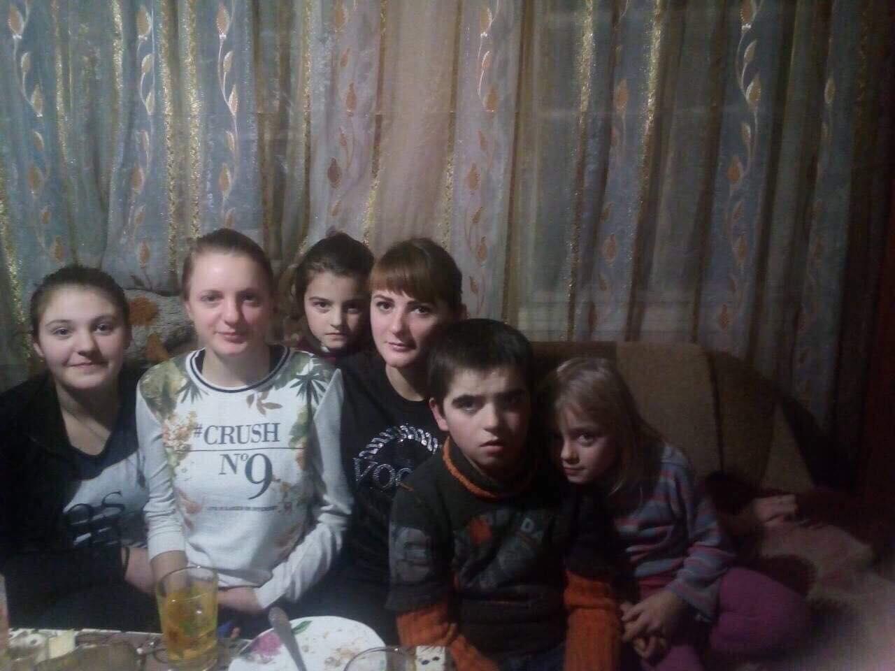 Бог благословляє багатодітні родини