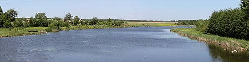 Земснаряд на Десенці розпочав чистити річку