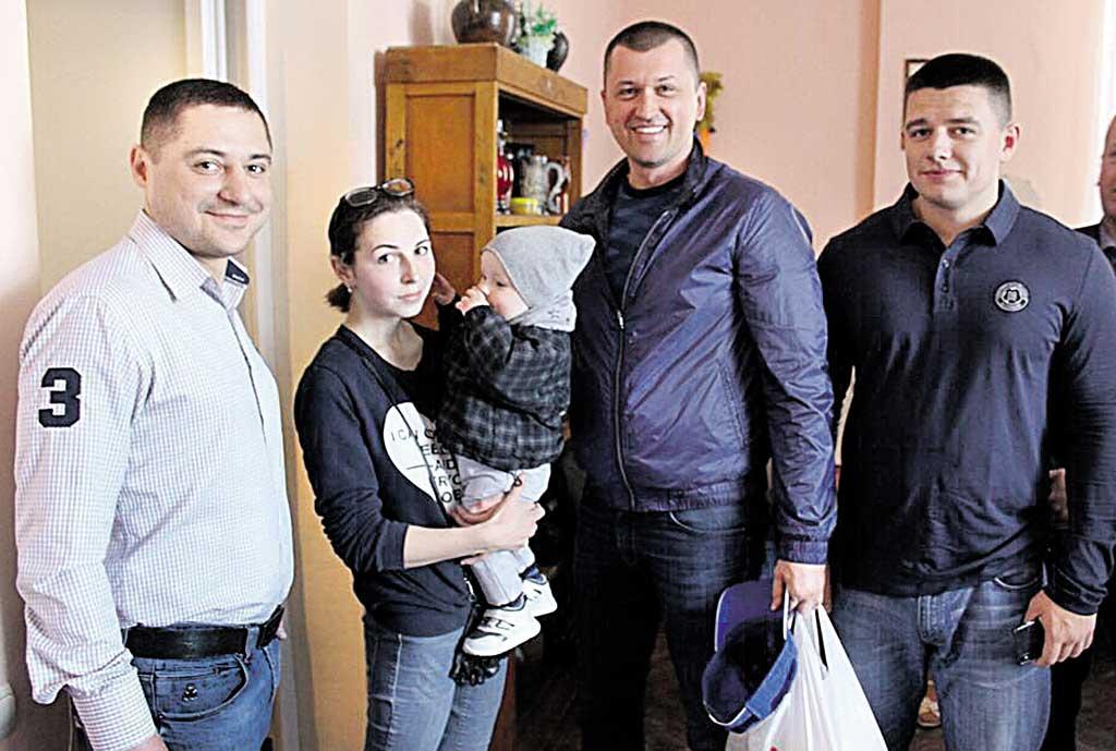 Марафон добра: 16 тонн дитячого харчування безкоштовно отримали малозабезпечені та багатодітні сім'ї Вінниці