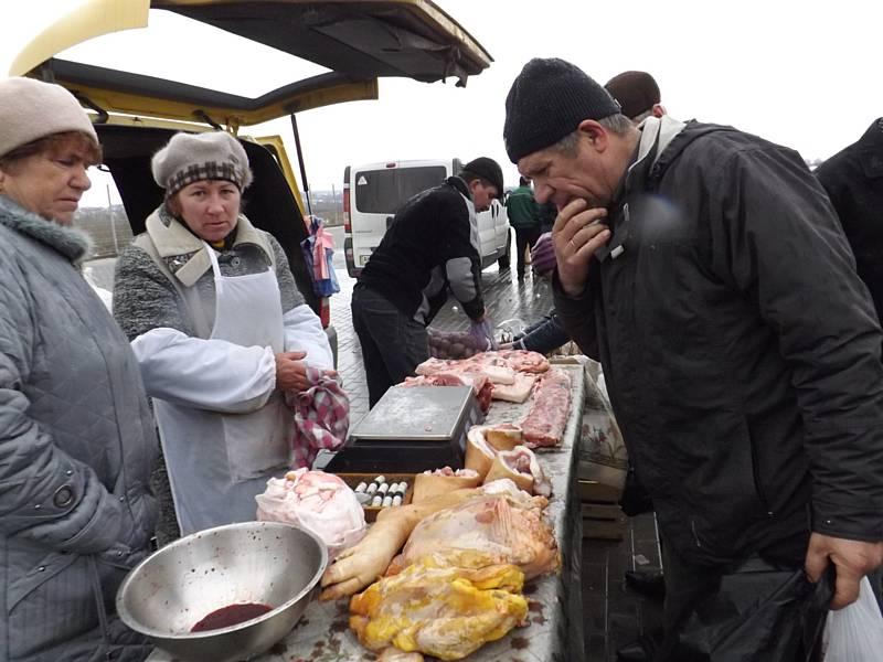 Вінниччина продає за кордон найбільше хліба, олії, горілки та молочних продуктів, а купляє – м'ясо. У нас ціни-європейські!