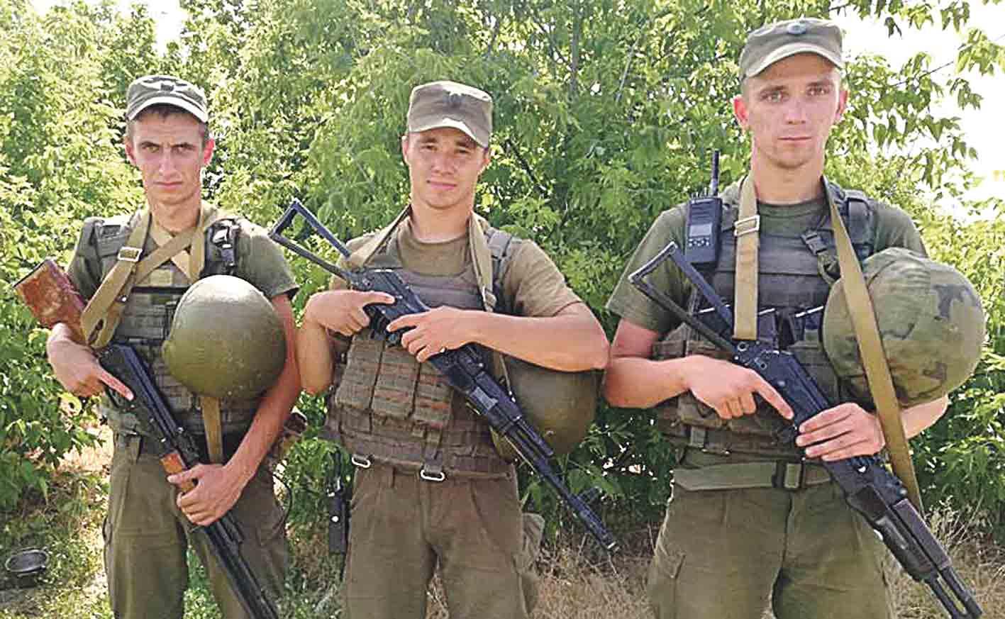Врятували жертв ДТП Вінницькі гвардійці