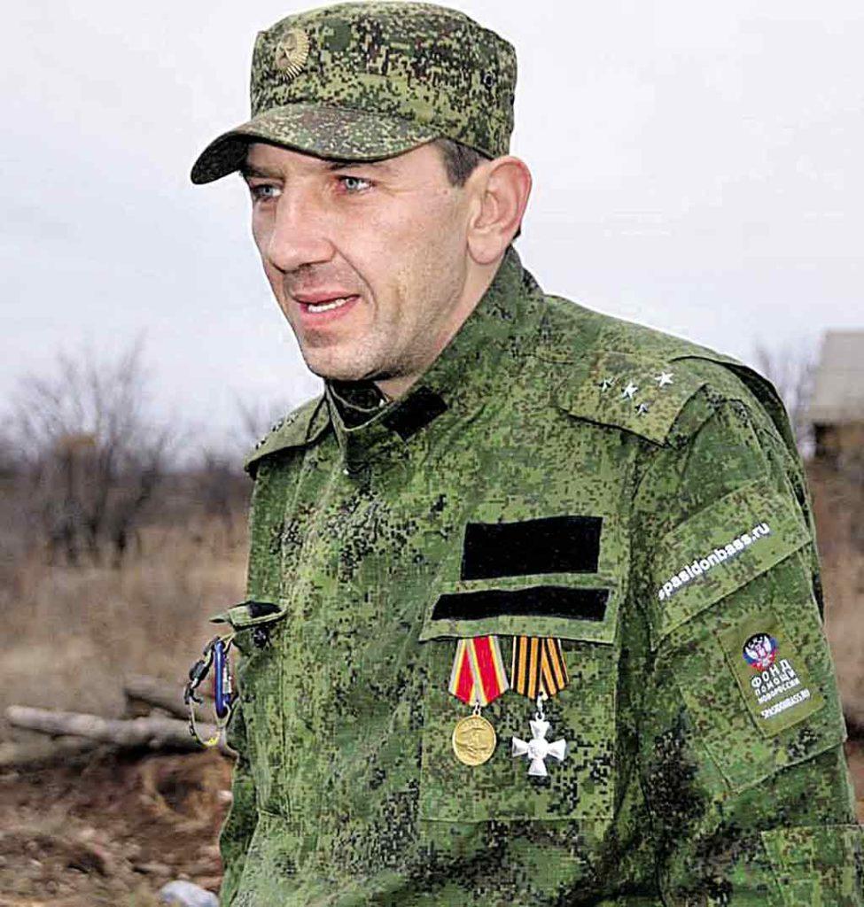 Бойовика «ДНР» Дуремара шукає Вінницька СБУ