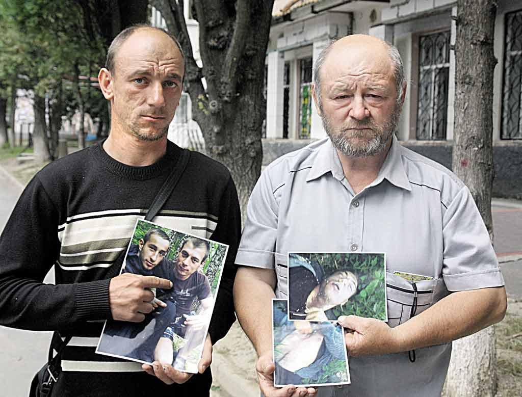 Сина убили поліцейські, – заявляють родичі покійного Івана Педоса з Немирівського району і вимагають ексгумації його тіла для повторної експертизи (відео)