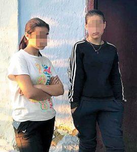 Дві дівчини втекли з центру соціальної опіки