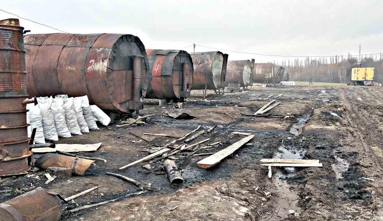 Притягніть до відповідальності виробника деревного вугілля і тих, хто давав йому дозвіл