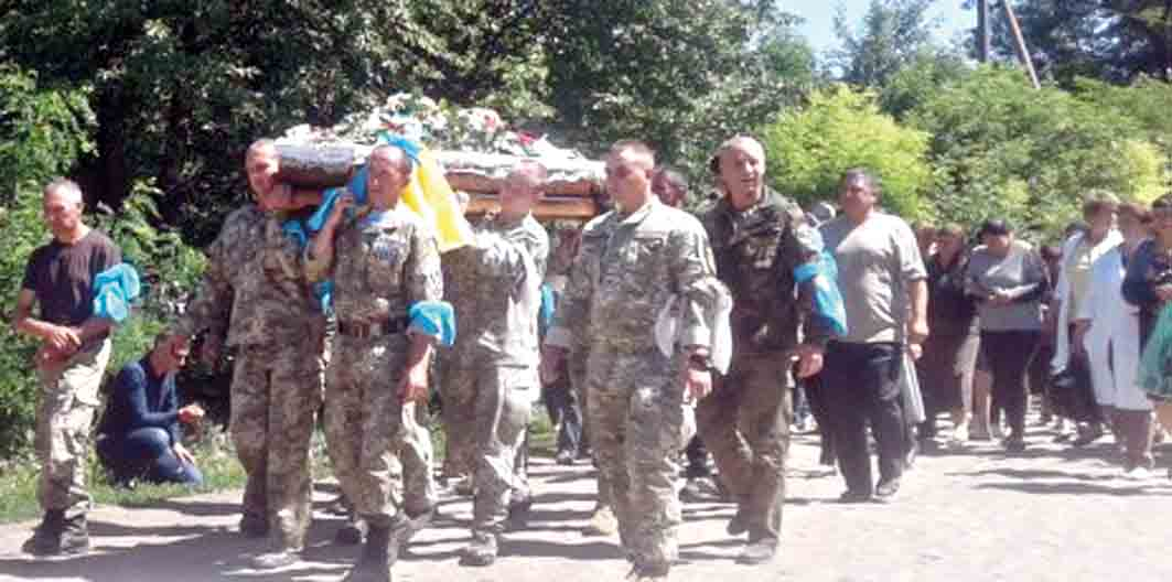 На Вінниччині попрощались із чотирма Героями