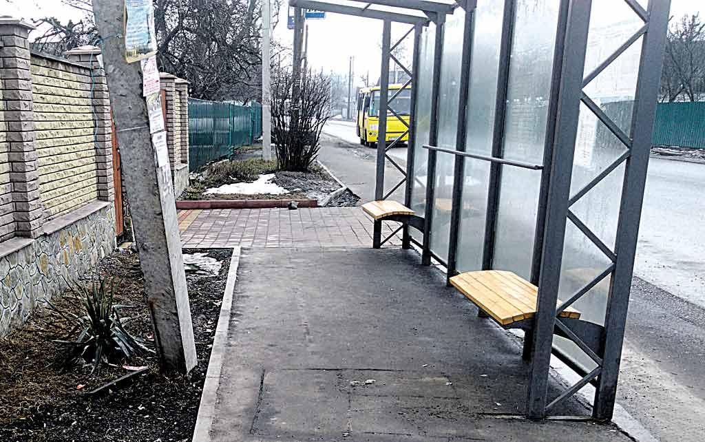 Недолуга зупинка обурює жителів десяти вулиць Вінниці