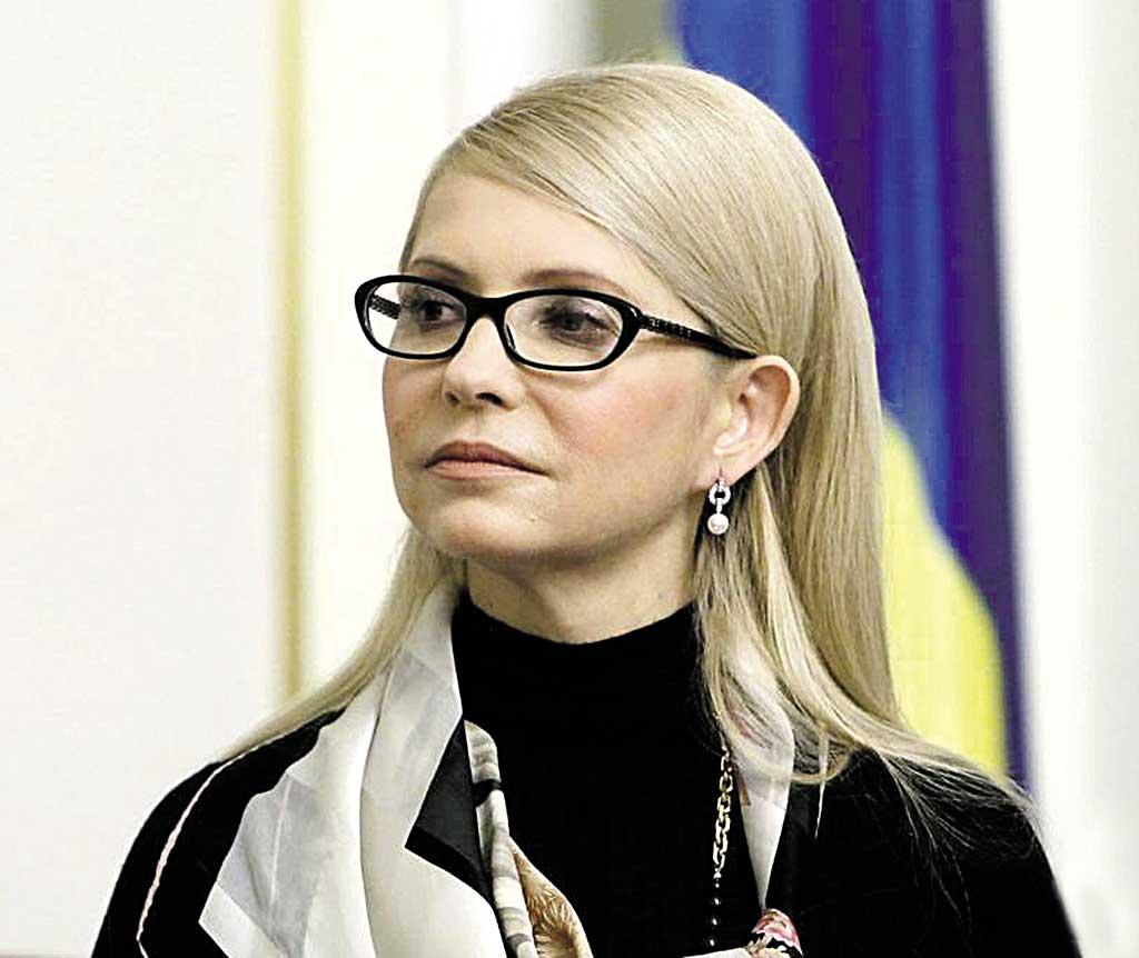 Юлія Тимошенко: Нова Конституція має бути суспільним договором, який зруйнує монополію олігархів на владу