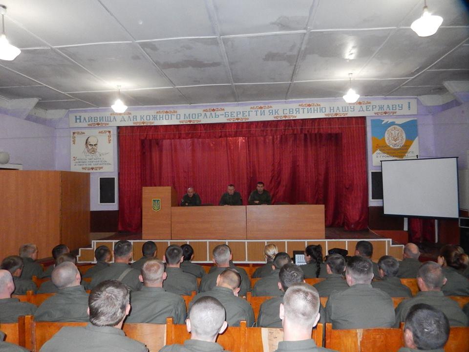 """У калинівському """"Ягуарі"""" розпочались збори резервістів"""
