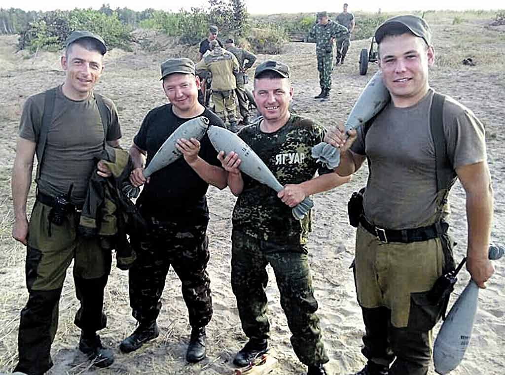Чому «Кращого офіцера-артилериста» перевели у «пожежники»?