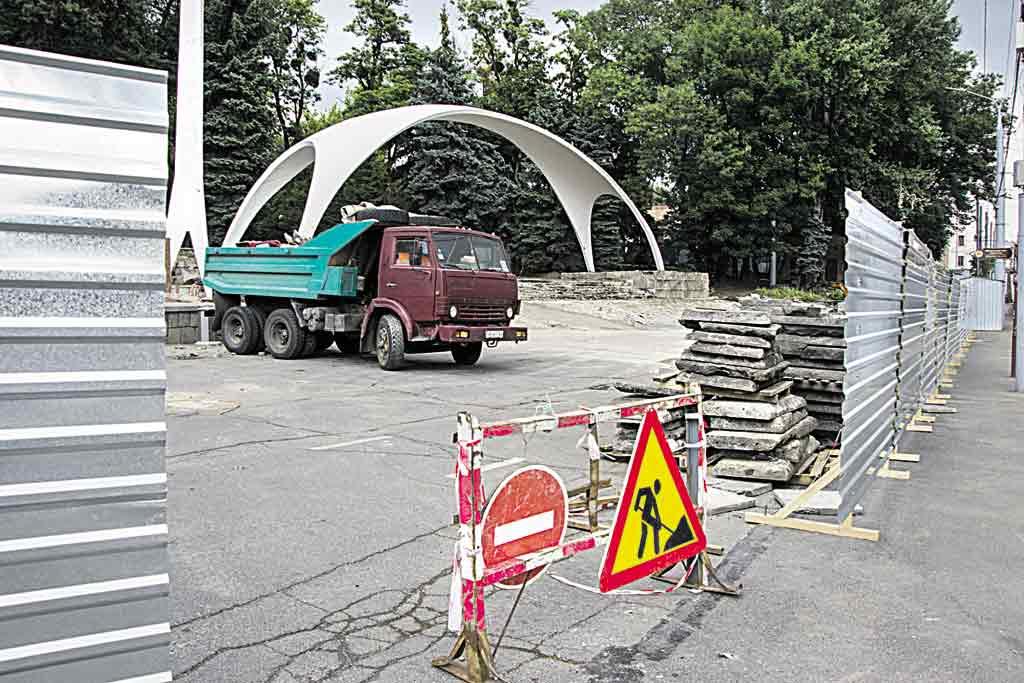 Горького у Вінниці знесуть під «Щедрик»?
