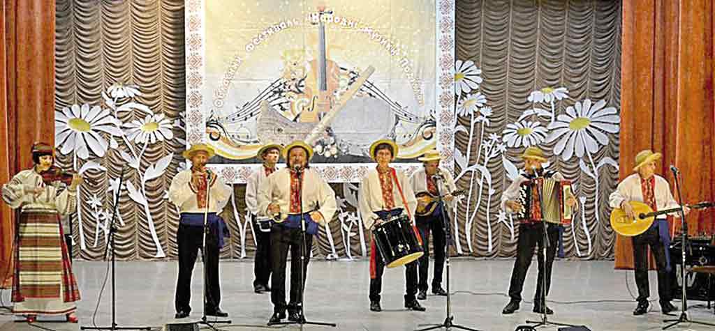 Гран-прі у конкурсі народних музик здобули браїлівчани