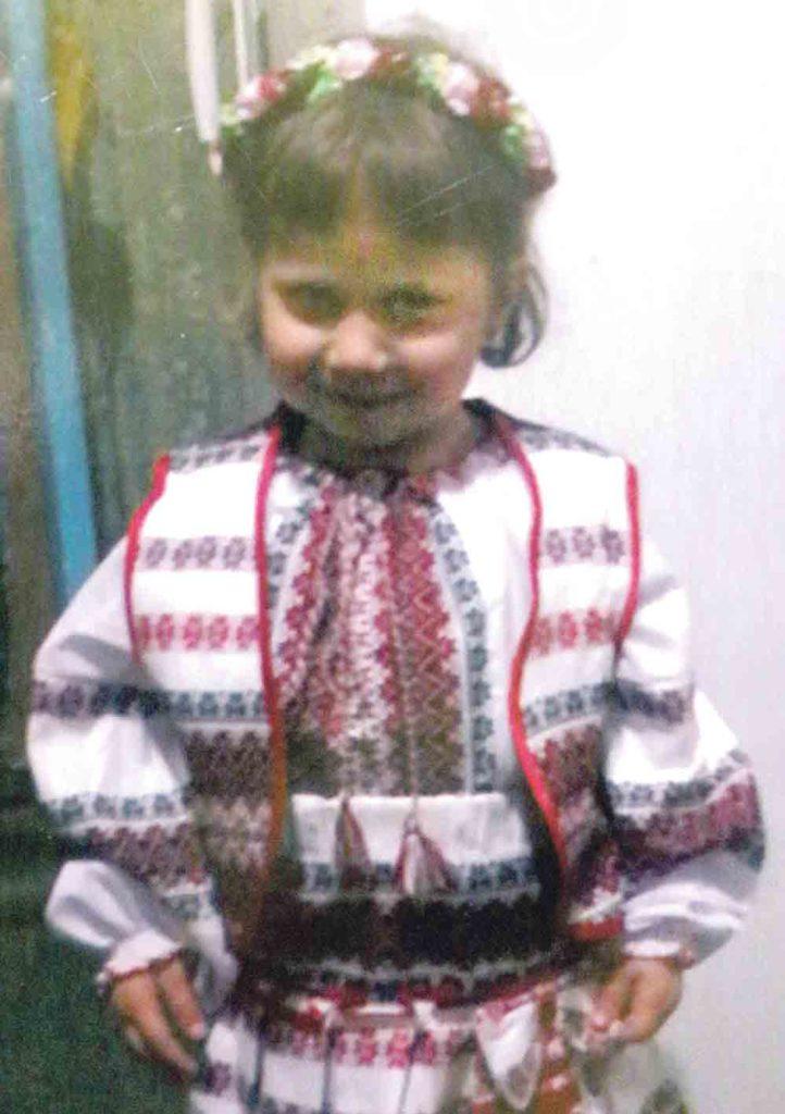 Маленьку Арінку розшукує батько Її забрала мати, звинувативши чоловіка у сімейному насильстві