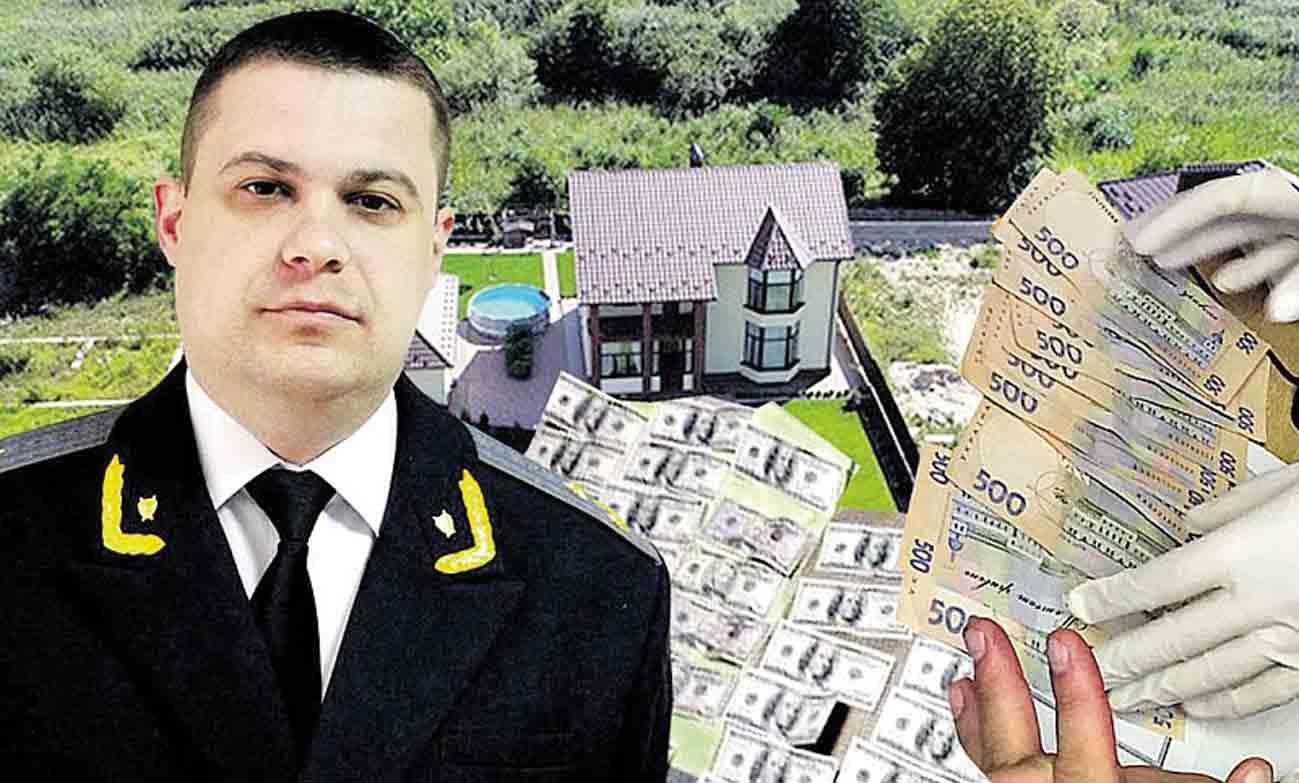 Зам прокурора області, якого підозрюють у хабарництві, звільнився із роботи