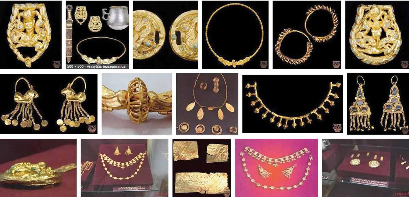 Вінниця – столиця сарматського золота і скіфських курганів, із яких «впакували» російський Ермітаж